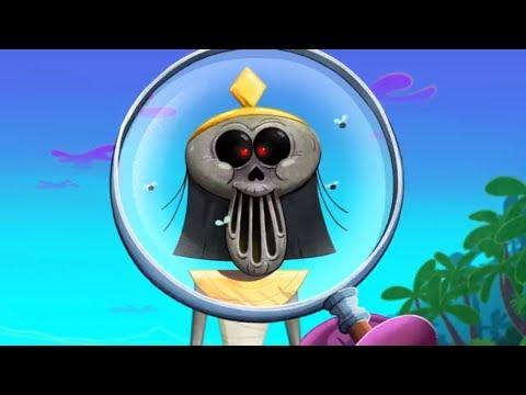 (NEW) Zig & Sharko 💀 The Curse 💀(S02E72) Full Episode in HD