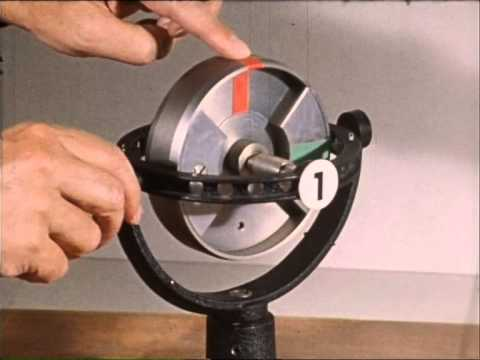 Gyroscope Stability - 1973