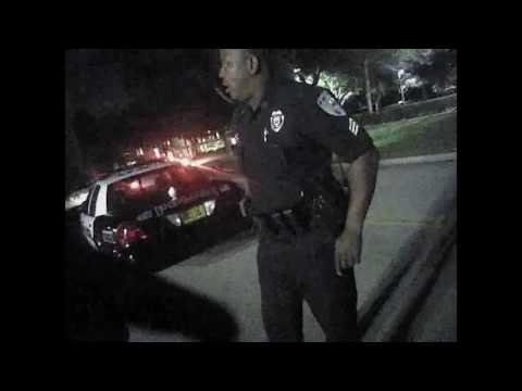 Video: West Palm Beach Police Sgt Kevin Farrell involved in off duty car crash