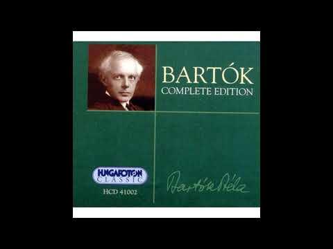 béla bartók - complete works Vol 3 CD15-CD21 - 16 Symphonic Works VII