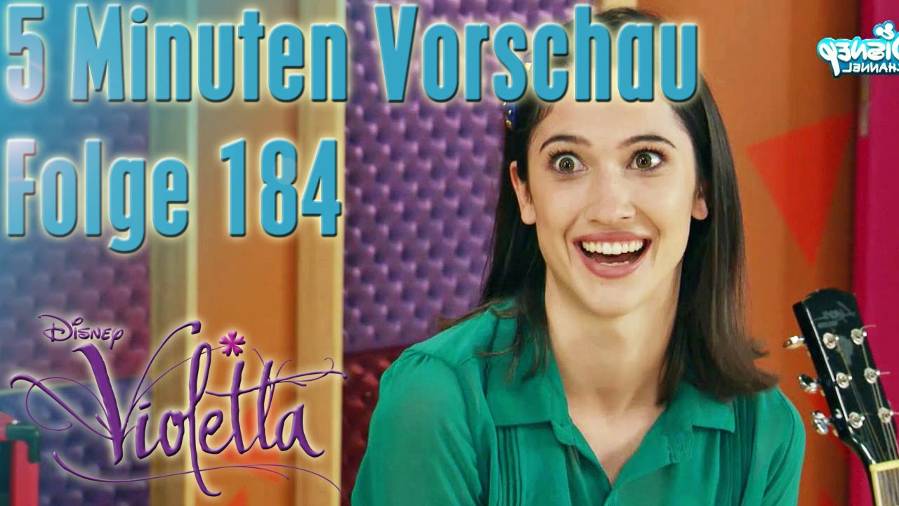 Violetta Neue Folge