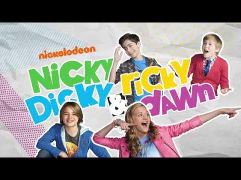 Nicky, Ricky, Dicky & Dawn - Theme Song (HD) - Season 3