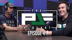 004: Training Fast Twitch Muscle Fibers with Dr. Andy Galpin- The PJF Podcast