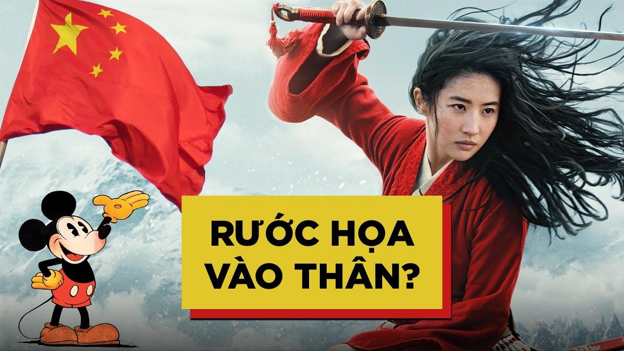 Phê Phim News: NUÔNG CHIỀU TRUNG QUỐC - DISNEY NHẬN LẠI ĐƯỢC GÌ?