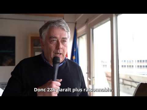 Gilles Bourdouleix revient sur le nouveau couvre-feu Choletais