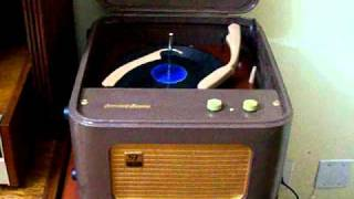 Elvis Presley - Make me know it - Standard Electric 50´s record changer