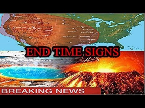 All The Volcanic Activity so Far in 2019 End Time Signs: Yellowstone Volcano Eruption!