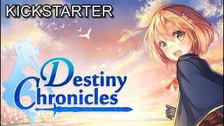 DESTINY CHRONICLES | Die Kickstarter Aktion