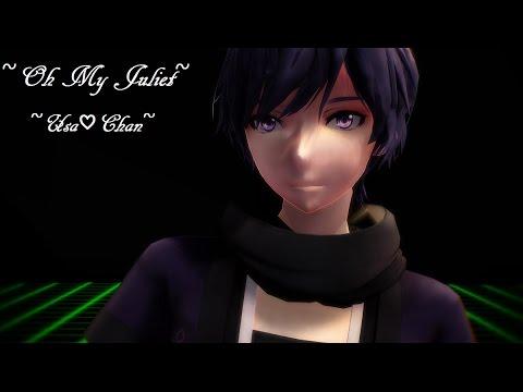 [MMD] Oh My Juliet {Kaito}