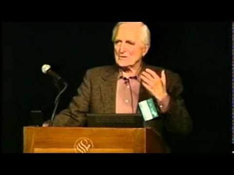 Doug Engelbart - Turing Award Lecture 1998