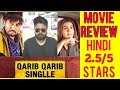 Qarib Qarib Singlle Movie Review | Hindi | Irrfan Khan | Parvathy