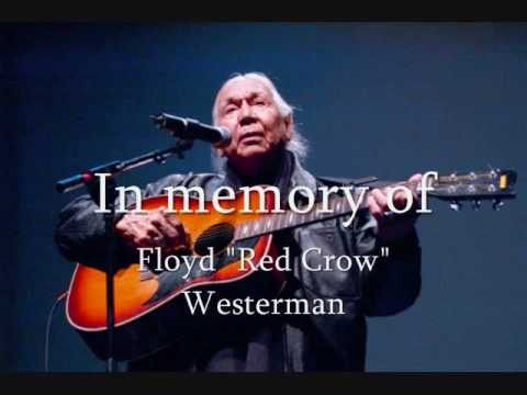 """Floyd """"Red Crow"""" Westerman -Just Another Holy Man (Live)"""