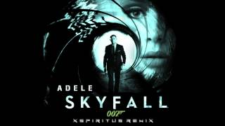 Adele - Skyfall (XSPIRITUS Remix HD)