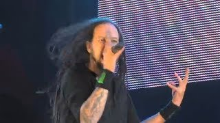 Korn Live - No Place To Hide @ Sziget 2012