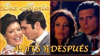Luz María // Antes y Después (1998-2016)