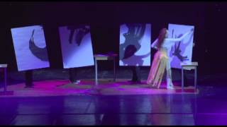 Мисс ИТМО 2013 Творческий номер Мисс ИХиБТ Чумакова