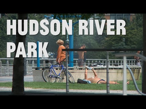 New York : Hudson River Park