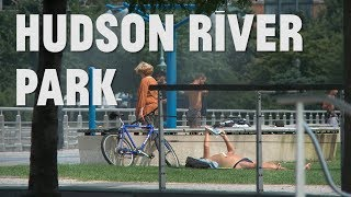 NYC: The Local Way - Hudson River Park
