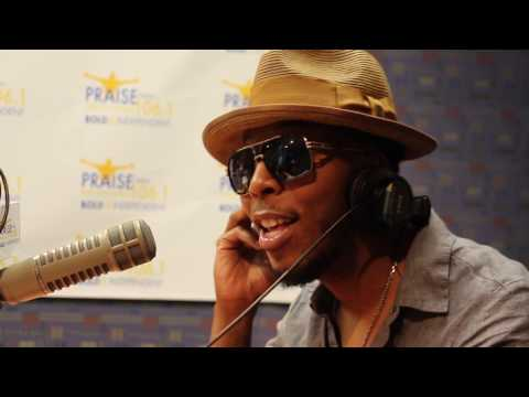 Sound of Praise: Deitrick Haddon On Why He Wants To Reach A Billion People