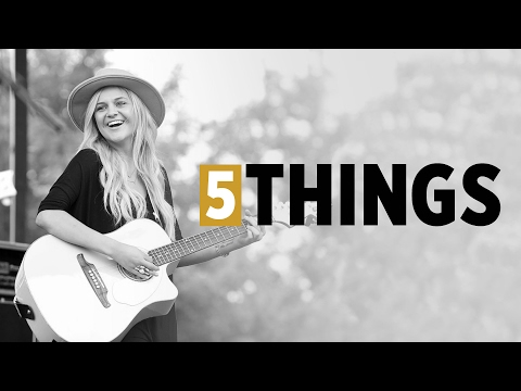 Five Things You Didn't Know About Kelsea Ballerini