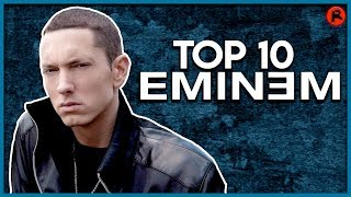 TOP 10 FAVORITE EMINEM SONGS