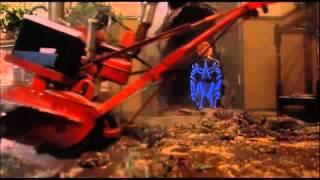 The Lawnmower Man epic death scene