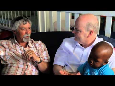 Prof Shennan interviews Little Angels