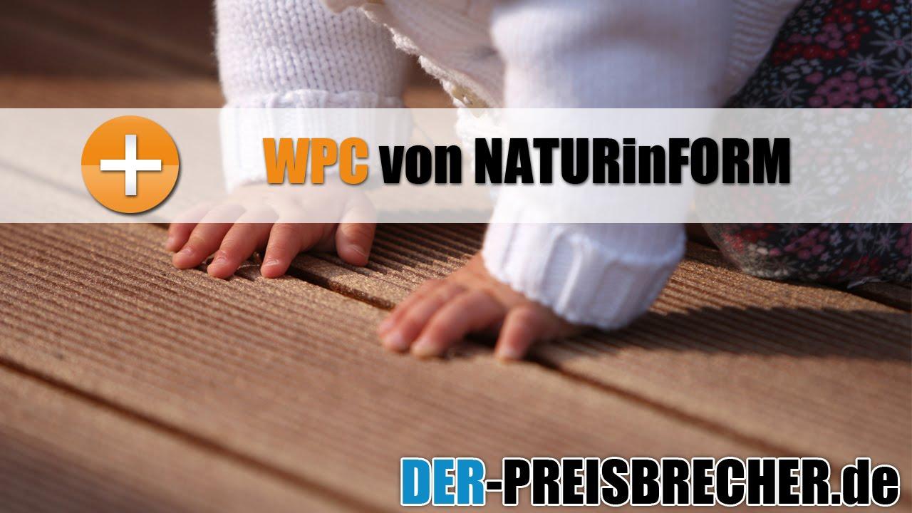 Wpc Von Naturinform Youtube