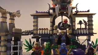 Lego Ninjago 2015 Enter The Serpent Review! 70749!