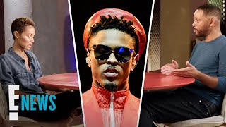 August Alsina Reacts To Jada Calling Their Romance An \
