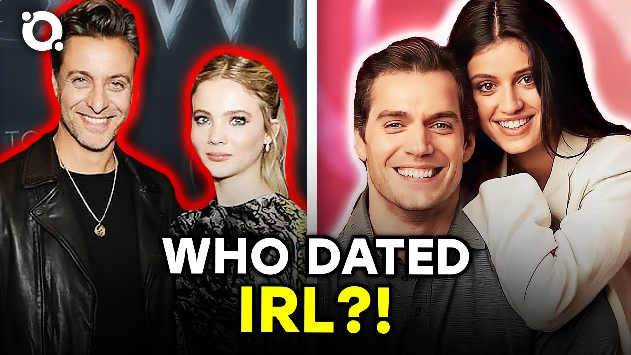The Witcher Real Life Partners Revealed! | ⭐OSSA thumbnail