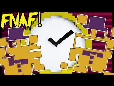 FNAF World | CLOCK SECRET ENDING! | Five Night's At Freddy's World