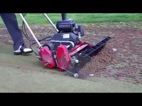 Deluxe Light Push Reel Mower Power Reel Mower Traditional