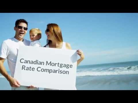 Canadian Mortgage Rate Comparison