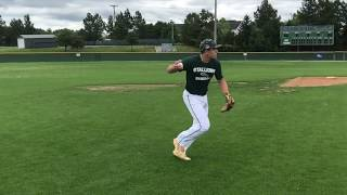 Charlie Miska 2021 Baseball Recruitment Video