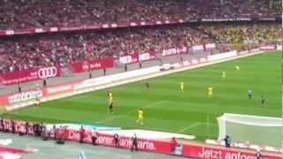 Club- BVB 2 Spieltag kurz vor Schluss