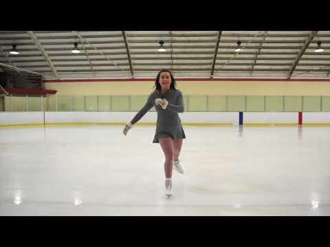 8 Month Progress | Adult Figure Skating Journey