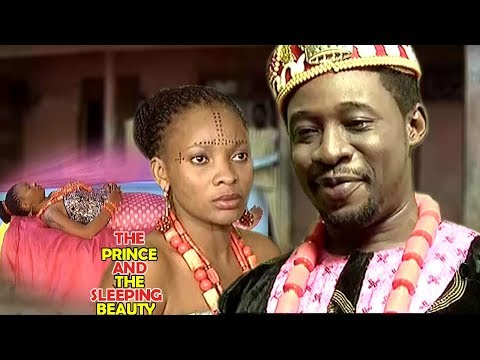 The Prince & The Sleeping Beauty 3&4  Latest Nigerian Nollywood Movie New Released 1080i