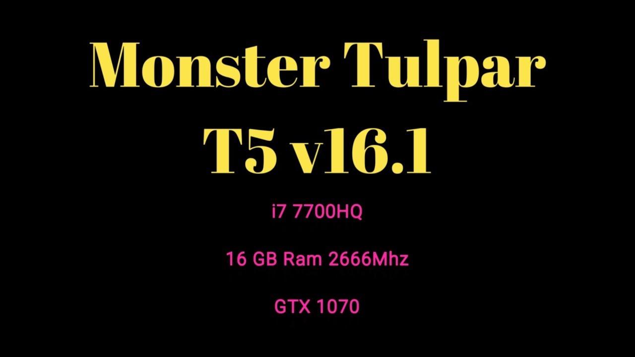 Monster T5 v16.1 GTX 1070 Oyun Sıcaklık - Fps Test ( PUBG - CS GO - Just Cause 3 )
