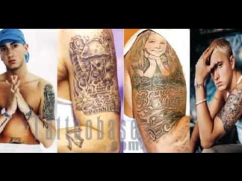 Best Celebrity Tattoos Male