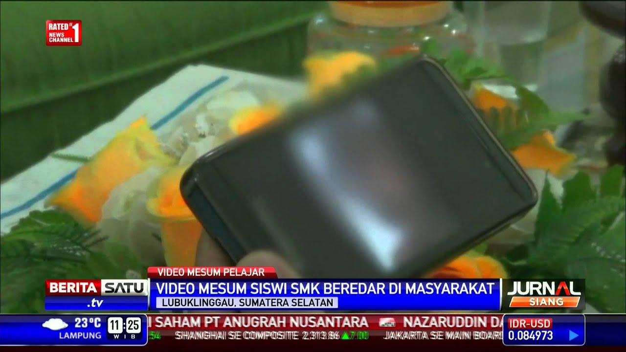 Video mesum siswi smk