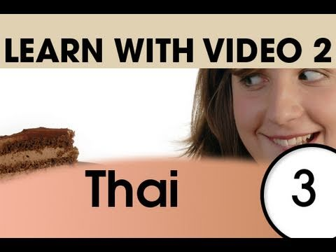 Học tiếng Thái sinh động hơn với hình ảnh (vol 1)