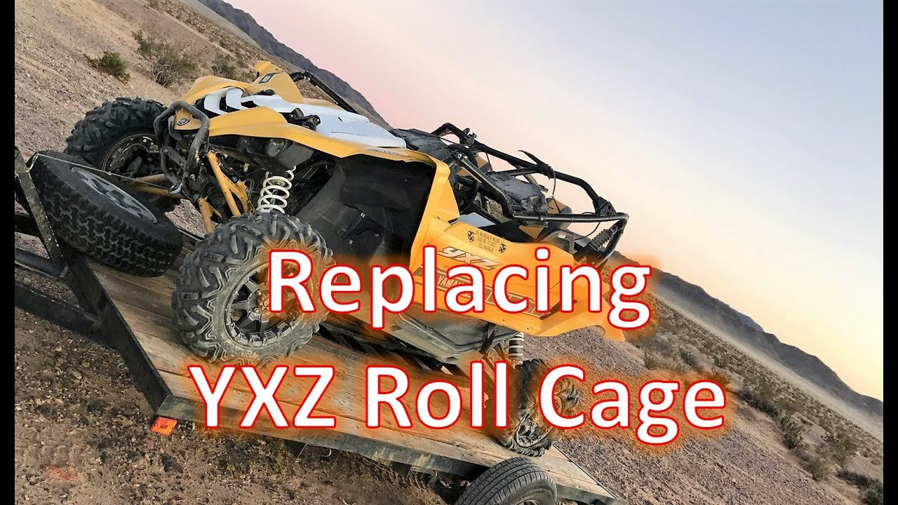 How To Build Replace Roll Cage Part 1 Youtube