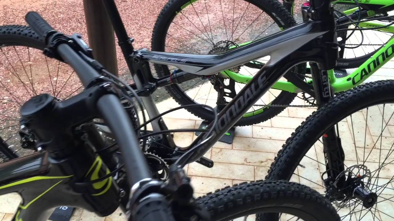 211fc422f07 Cannondale Scalpel Si Carbon 1 - YouTube