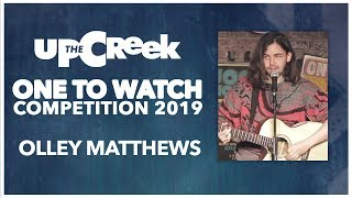 ONE TO WATCH COMPETITION // Heat 1 - Olley Matthews - Stand Up Comedy - Funny