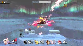 Super Smash Bros Ultimate | For Glory | Ice Climbers