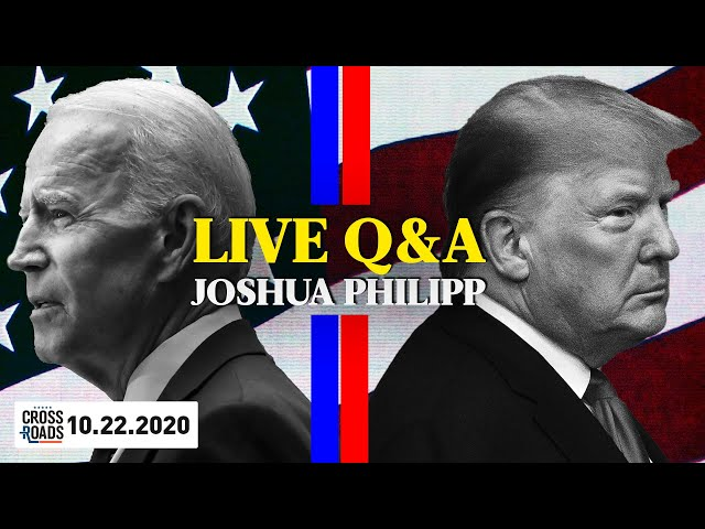 Live Q&A: The Last 2020 Presidential Debate Between Trump and Biden