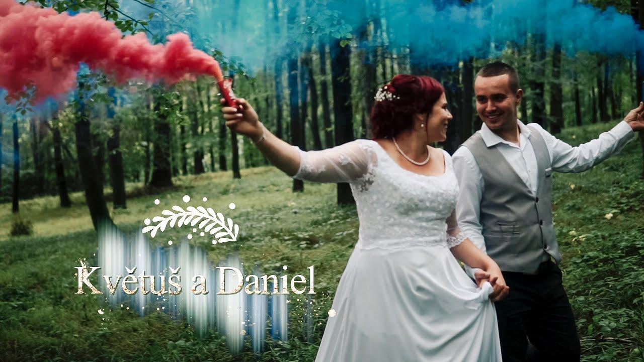 Květuš ❤ Daniel | svatební klip | 7. září 2019