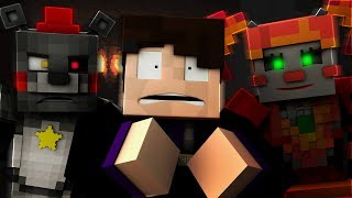 - Labyrinth FNAF 6 Animated Minecraft Music Video