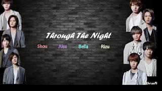 「歌ってみた」Hey! Say! JUMP - Through The Night (Cover by Dear9)